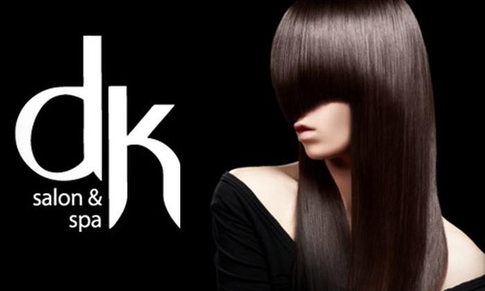 DK Salon & Spa - Mt. Washington: $50 for $110 Worth of Services at DK Salon & Spa