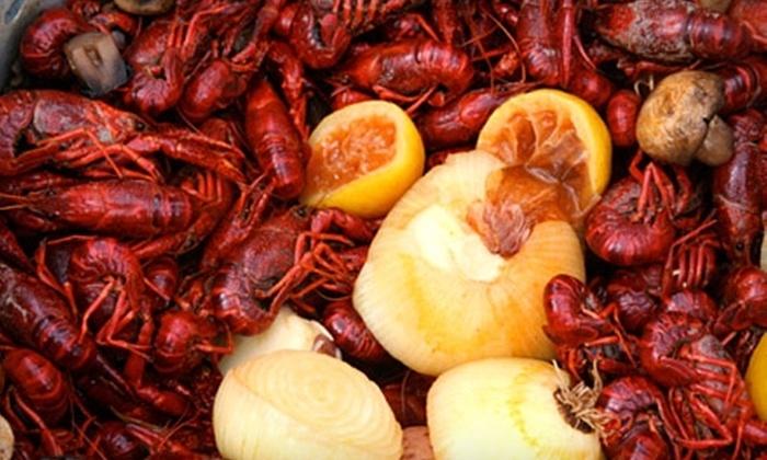 Rosewood Crawfish Festival - Shandon: $6 for One Ticket to the Rosewood Crawfish Festival (Up to $12 Value)