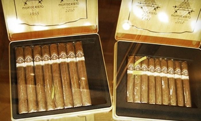 Casa De Montecristo - Countryside: $10 for $20 Worth of Cigars and Accessories at Casa De Montecristo in Countryside