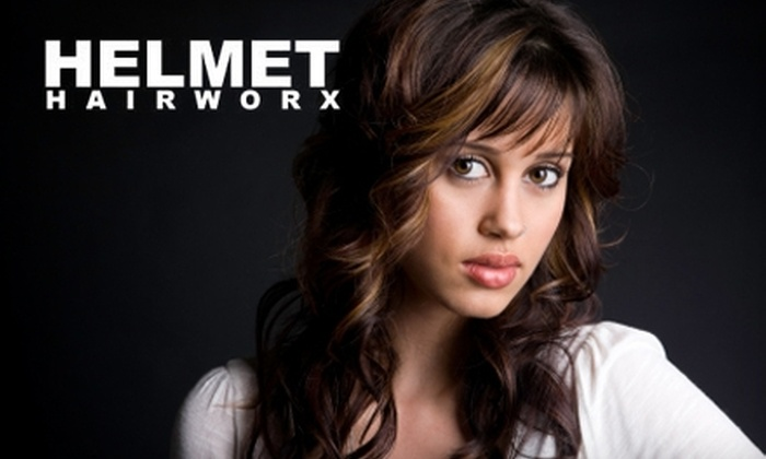 Helmet Loft - Multiple Locations: $25 for Women's Cut and Style at Helmet Loft (Up to $60 value)