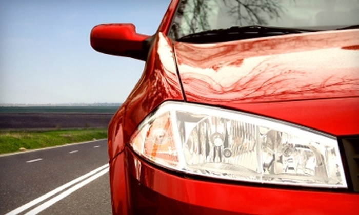 CNY Auto - Westside: $30 for an Oil Change, Car Wash, Vacuum, and Tire Rotation at CNY Auto ($79.90 Value)