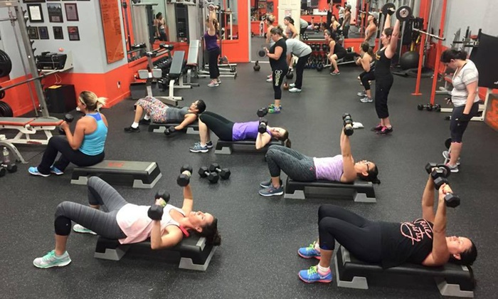 Operation Fit Moms - Multiple Locations: One-Week Diet and Exercise Program at Operation Fit Moms (69% Off)