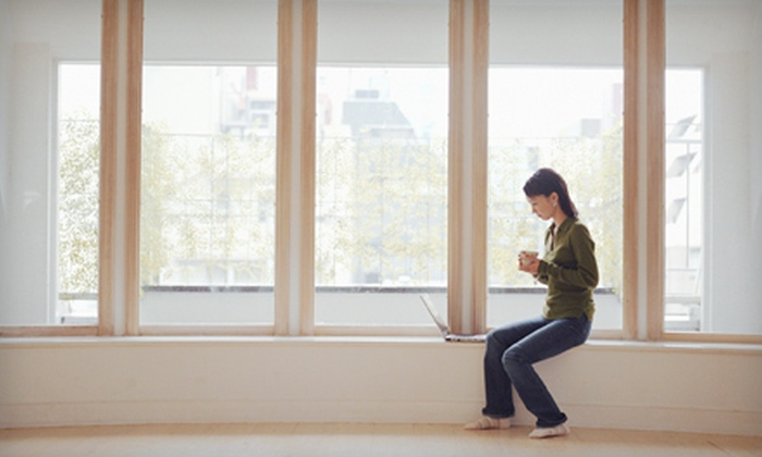 Clean Solution Window Washing - Downtown Providence: Two- or Four-Hour Window-Cleaning Session from Clean Solution Window Washing (Up to 60% Off)