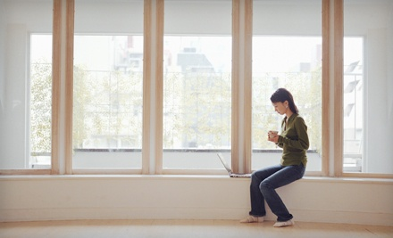 2-Hour Window-Cleaning Session (a $160 value) - Clean Solution Window Washing in