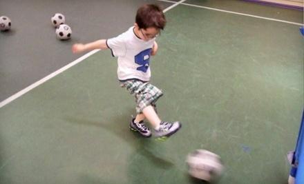 Children's Athletic Training School: 4 Basic Skills Development Classes and a T-Shirt - Children's Athletic Training School in Rockville Centre