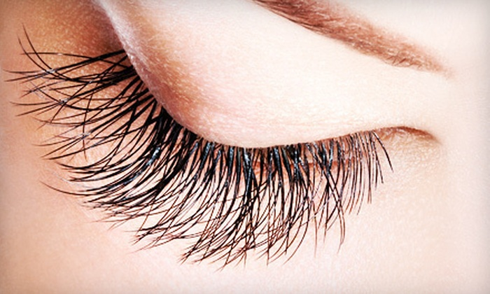 April's Esthetics at The Cutting Edge Salon - Cherry Creek: Eyelash Extensions from April's Esthetics at The Cutting Edge Salon (Up to 75% Off). Three Options Available.