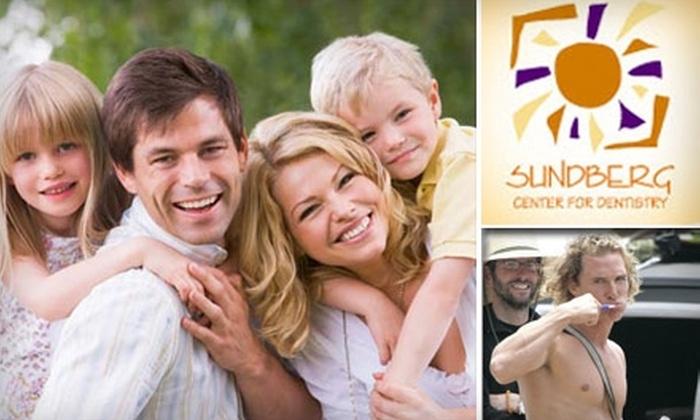 Sundberg Center for Dentistry - Pearl: $49 for a Dental Exam, X-Ray, and Basic Cleaning at Sundberg Center for Dentistry ($255 Value)