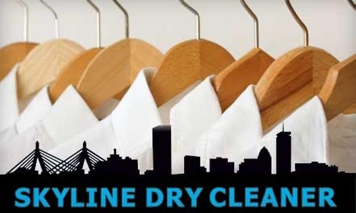 Skyline Dry Cleaner - Somerville: $20 for $60 Worth of Dry Cleaning or Tailoring at Skyline Dry Cleaner in Somerville