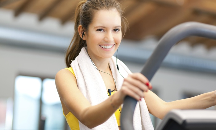 Fusion Gyms - New Britain: One-Month Membership with a Personal-Training Session at Fusion Gyms (70% Off)