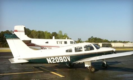 FlyBoys Flight Centers: 1 Hour Scenic Airplane Ride - FlyBoys Flight Centers in Griffin
