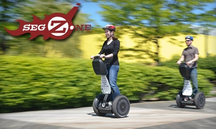 SegZone - Annapolis: Segway Tour of Annapolis from SegZone. Choose Between Two Options.