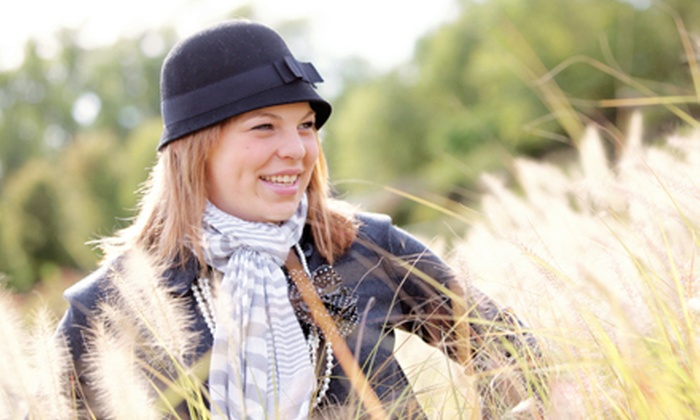 Bella Events - Norfolk: $79 for an On-Location Photo-Shoot Package from Bella Events ($229.99 Value)