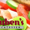 $9 for Deli Fare at Reuben's Delicatessen