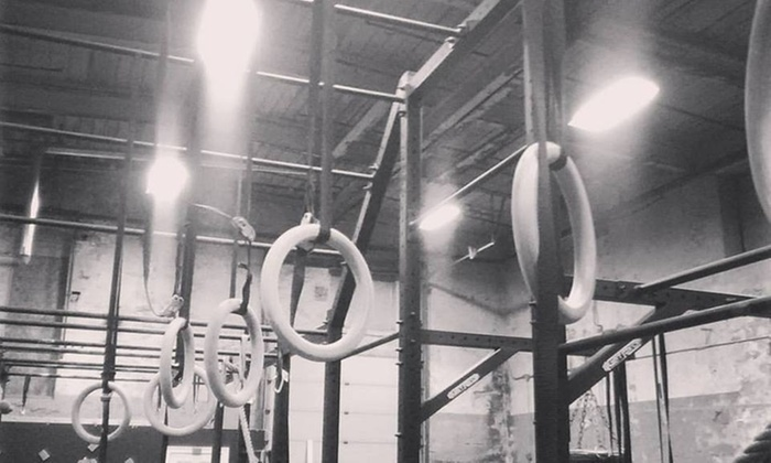 Vitality Obstacle Fitness - Fall River: Four Weeks of Gym Membership at Vitality Obstacle Fitness (55% Off)