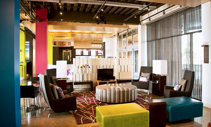 Aloft Hotel Winchester - Harrisburg / Lancaster: One- or Two-Night Stay for Two and Dining Credit at Aloft Winchester in Virginia