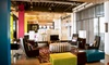 Vibrant, Contemporary Hotel in Historical Shenandoah Valley