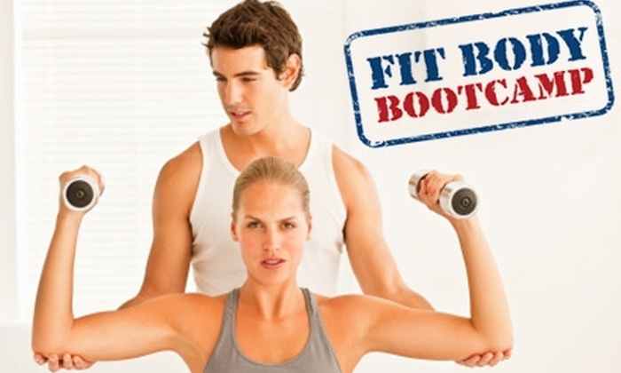 Dallas Fit Body Boot Camp - Multiple Locations: $49 for Five Weeks of Unlimited Classes from Dallas Fit Body Boot Camp (Up to $197 Value)