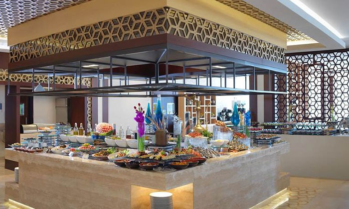 Choice Of 4 Buffet Child AED 49 Adult 99