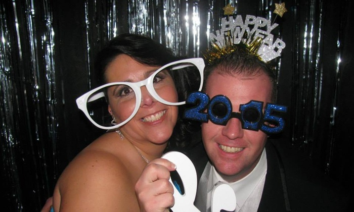 Nellie's Phototainment - New Bedford: $225 for $500 Worth of Photo-Booth Rental from Nellie's Phototainment