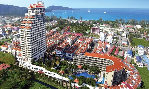 Phuket: 4* Hotel + Return Flights 8