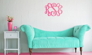 Two Sisters Embroidery & Design: $10 for $20 Worth of Embroidery at Two Sisters Embroidery & Design