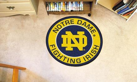 NCAA Roundel Mat