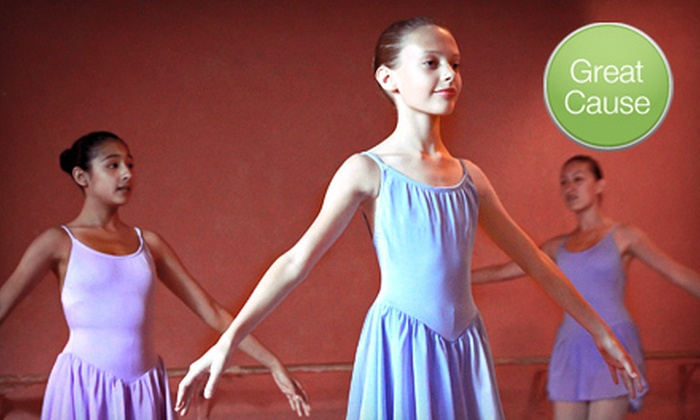 The City of Angels Ballet - Studio City: $10 Donation to Help One Youth Learn Ballet