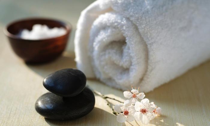 Mya, Massage Therapy - Mya, Massage Therapy: A 75-Minute Hot Stone Massage at Mya, Massage Therapy (49% Off)