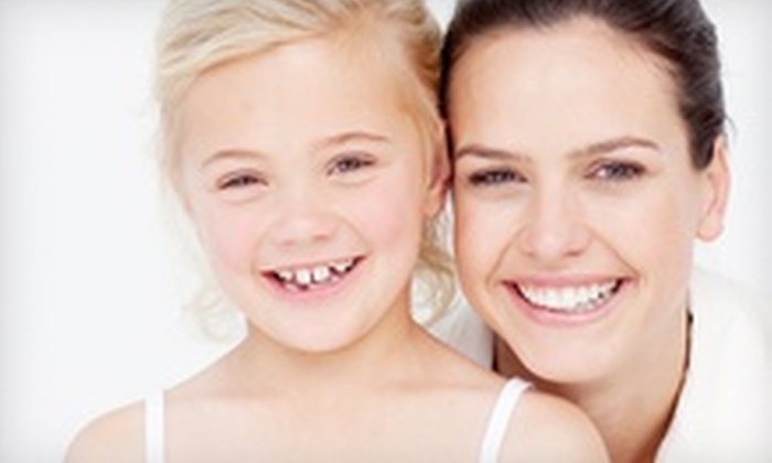 1st Family Dental - Multiple Locations: Groupon