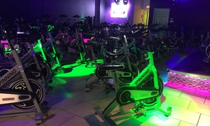 Club Cycle: $49 for Four Indoor-Cycling Classes and a Water Bottle at Club Cycle ($100 Value)