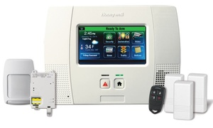 Jp Security, Inc.: Home Security System with Installation from JP Security, Inc. (45% Off)