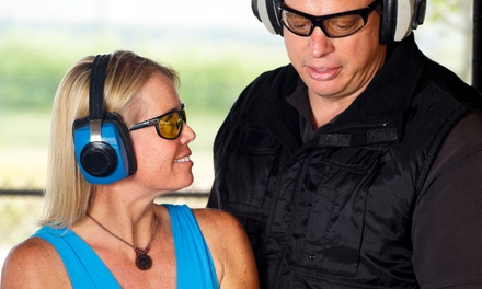 Shooting-Range Visit or Safety Course at Advantage Tactical Company, LLC (Up to 51% Off). Four Options Available.