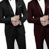 Braveman Slim Fit Runway Tuxedo with Free Bow Tie