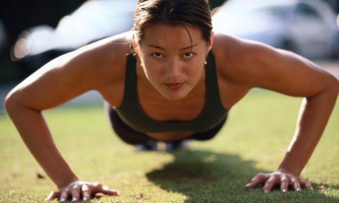 RAW Fitness - Northland: One Month of Unlimited Boot-Camp or Self-Defense Classes, or One Month of Both Classes at RAW Fitness (Up to 57% Off)