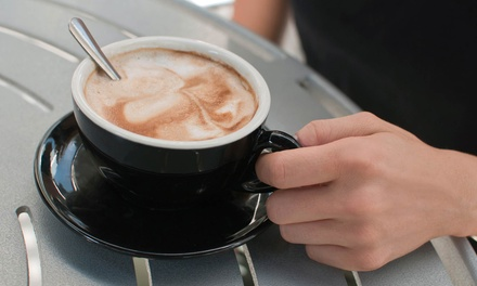 $10 for $20 Worth of Coffee, Pastries, and Café Food at Grounds for Celebration