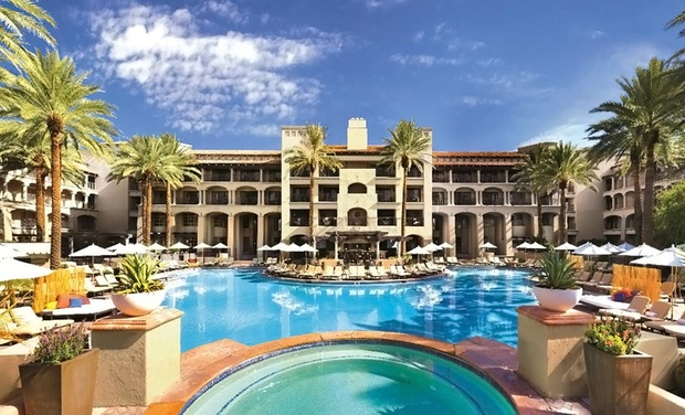 Groupon Getaways Faq Fairmont Scottsdale Princess Stay With Daily Drinks Spa P