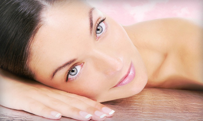 Skincerely Yours Spa at Salon Z - West Omaha: Facial and Back Treatments at Skincerely Yours Spa at Salon Z (Up to 54% Off). Four Options Available.