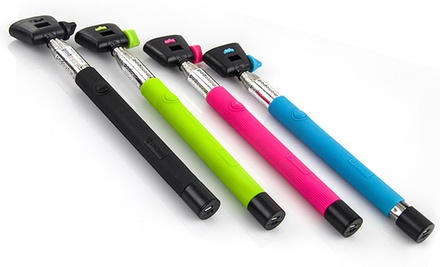 3D Luxe Selfie Bluetooth Wireless Monopod