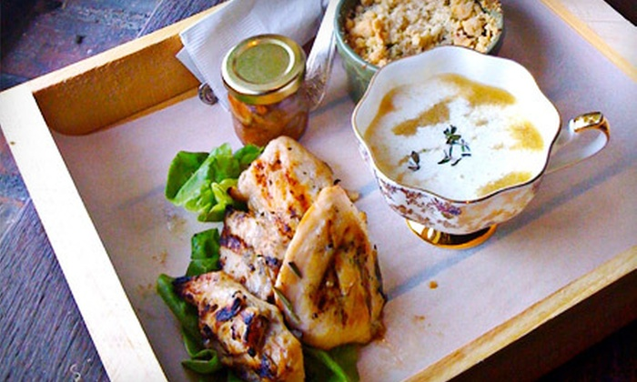Hillbilly Tea - Central Business District: $10 for $20 Worth of Organic Teas and Appalachian-Inspired Fare at Hillbilly Tea