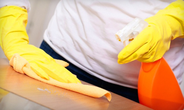 S & L Team Cleaning - Downtown: $69 for Three Man-Hours of Holiday House Cleaning from S & L Team Cleaning ($135 Value)