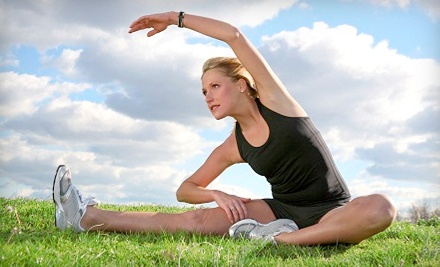 8 Outdoor Women's Boot-Camp Classes on Tues and Thurs. in Glendale - Balanced Body Boot Camp in Glendale
