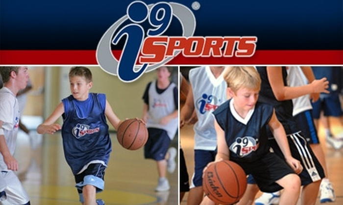 i9 Sports New York - Riverdale: $79 for Registration in a Nine-Week Kids' Riverdale Basketball League from i9 Sports – The Bronx and East Harlem