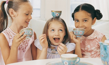 Kid's Mani-Pedi or Tea Party for Six at Wee Spa (Up to 51%)