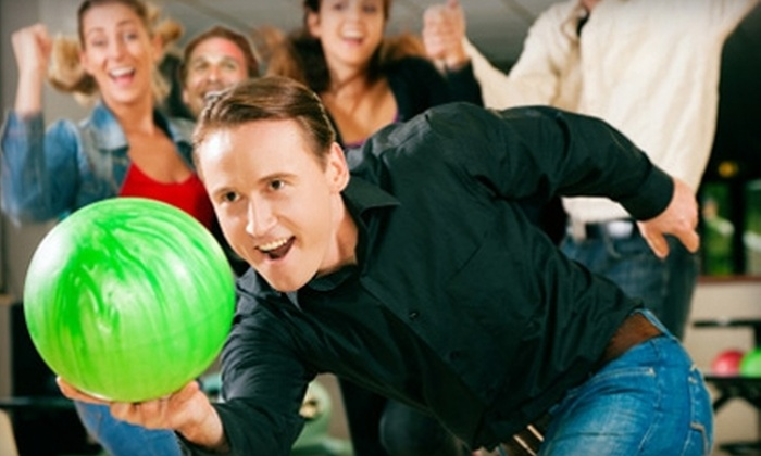Liberty Lanes - Clearwater: $14 for Two Hours of Bowling and Shoe Rental for Two at Liberty Lanes in Largo