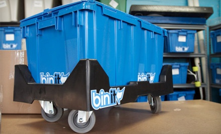 Studio Moving Package with 15 Bins (a $75 value) - Bin-It in