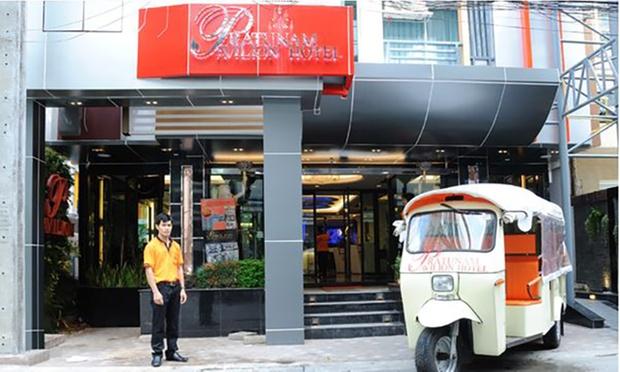 Bangkok: Hotel + Flights 6