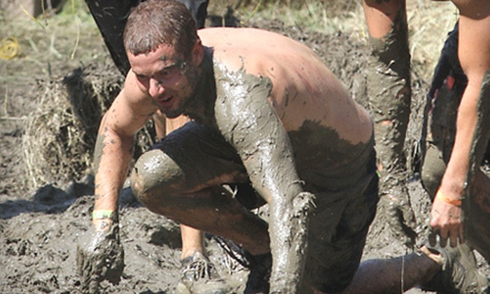 Gladiator Assault Challenge - Grand Geneva Resort: $49 for a Gladiator Assault Challenge Entry on Saturday, March 31, or Sunday, April 1, in Lake Geneva (Up to $120 Value)