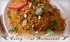 Curry Hut US1 - Highwood: $10 for $20 Worth of Indian and Nepalese Cuisine and Drinks at Curry Hut Friday–Sunday in Highwood (or $10 for $25 Monday– Thursday)