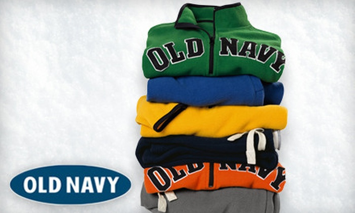 Old Navy - Northland: C$10 for C$20 Worth of Last-Minute Gifts, Apparel, and Accessories at Old Navy