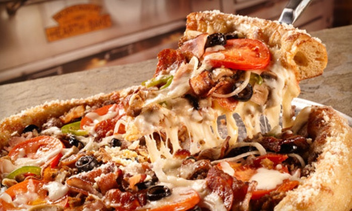 Mellow Mushroom  - Multiple Locations: $10 for $20 Worth of Pizza, Hoagies, and Drinks at Mellow Mushroom